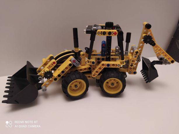 Lego technics koparka 42004