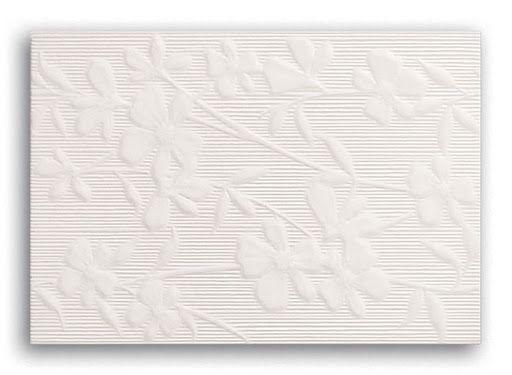 Dekory Tubądzin białe i brązowe