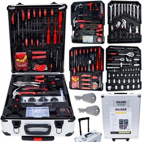Zestaw narzędzi kluczy 419 EL walizka narzędziowa