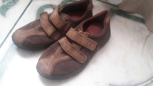 обув осіні децкая кожена 33 розмер