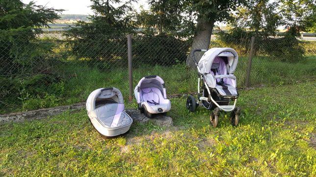 Berbetto Holland 3w1 wózek dziecięcy