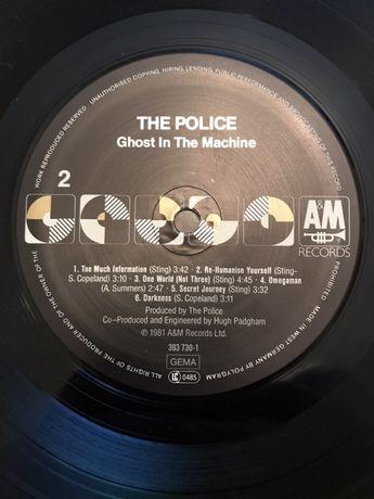 The police płyta winylowa