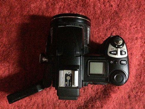 Nikon coolpix 5700 5.0 mega pixel cãmera digital