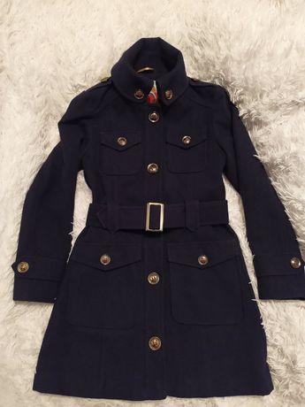 Пальто стильне під кашемір на дівчинку 11-12 років в хорошому стані