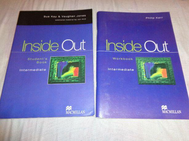 Inside Out Intermediate Workbook & Student's Book Philip Kerr