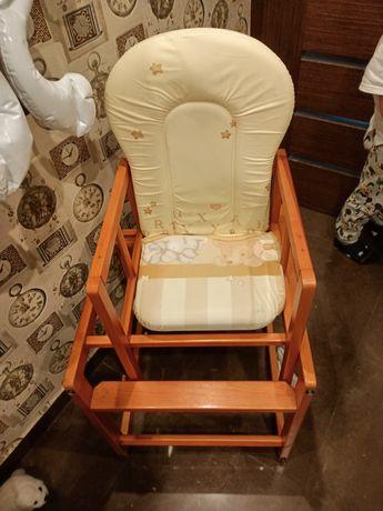 Oddam krzesełko dla dziecka.