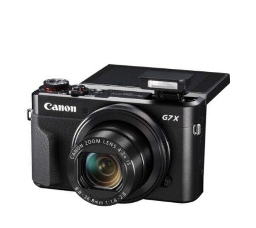 Цифровой фотоаппарат Canon Powershot G7X MK II (1066C012AA)