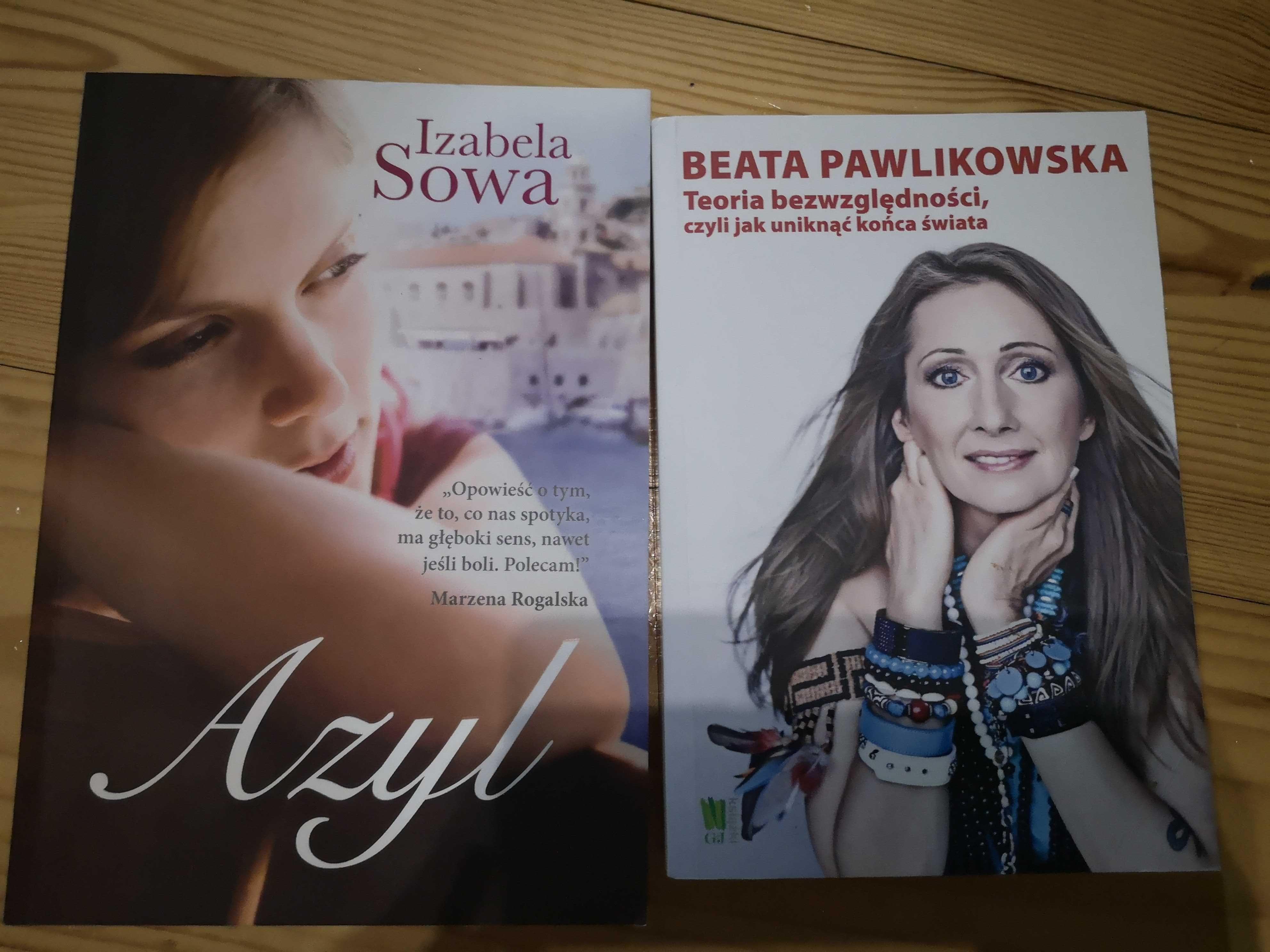 Azyl I. Sowa oraz Teoria bezwzględności Beata Pawlikowska