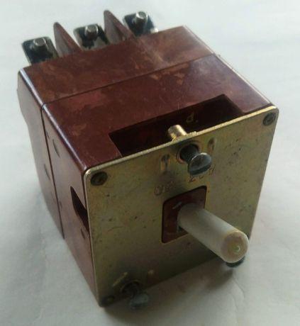 Автомат защиты/захисту сети трехфазного переменного тока АЗ3-30