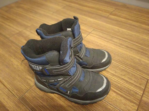 Зимове взуття на хлопчика, 34р