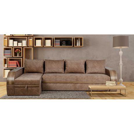 """Хит продаж! Угловой диван """" Бентли Лонг"""" в наличии и под заказ!"""
