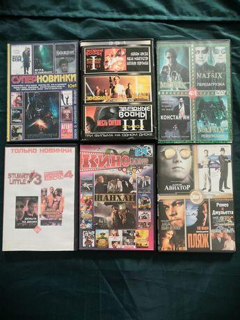 Продаю ДВД диски с зарубежными фильмами(1)