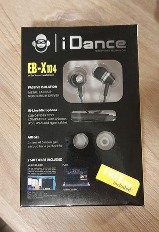 Słuchawki Nowe EB-X104