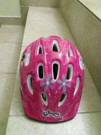 Capacete bicicleta menina