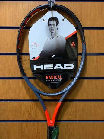 Теннисная ракетка Head Graphene 360 Radical MP (295 грамм)