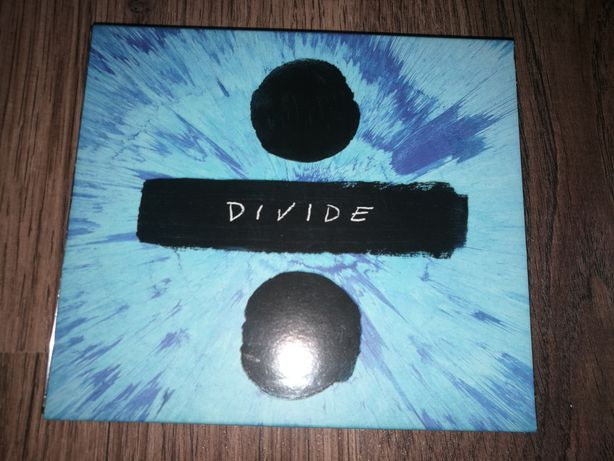 Płyta Ed Sheeran Divide CD