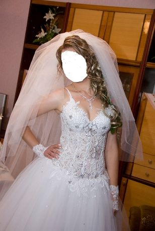 Весільна сукня. (плаття)