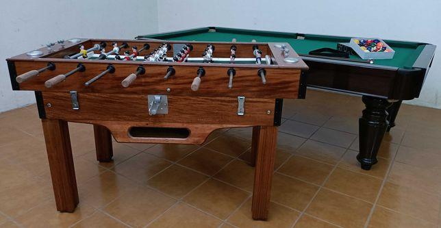 Snooker+Matraquilhos+Montagem+Transporte+Pano+Bolas