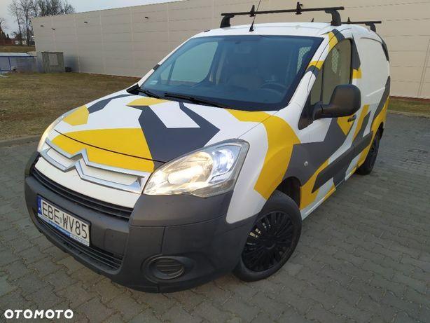 Citroën Berlingo  najlepszy silnik 1.6 90KM benzyna + gaz LPG, kamera cofania