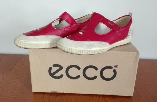 Skórzane buty ECCO 38