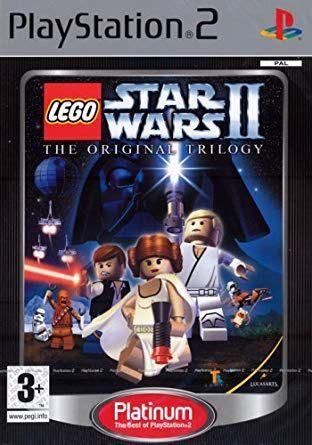 Lego Star wars 2 - Original Trilogy Platinum PS2 playstation 2