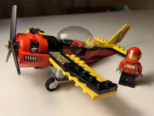LEGO City Гоночный самолёт (60144)