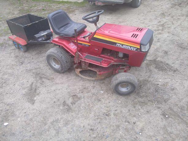 Sprzedam Traktorek Kosiarka z Przyczepa