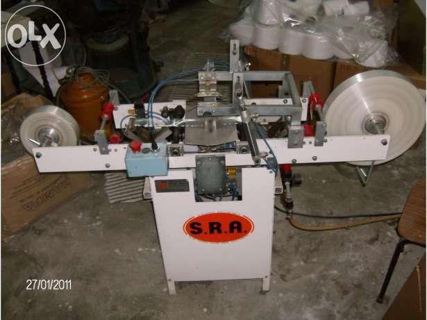 Vendo Máquina Têxtil - Cintar Peúgas,atoalhados, Packs...etc.