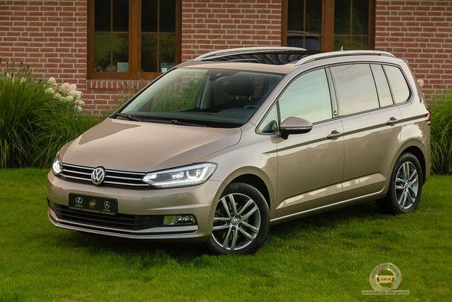 Volkswagen Touran 1.6 TDI Sound (LED WEBASTO PANORAMA)