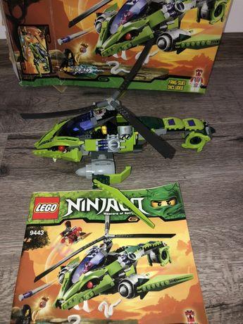 Lego ninjago 9443