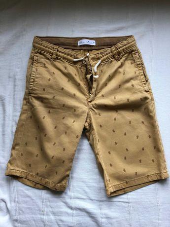 Krótkie spodnie chłopięce