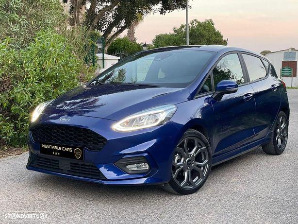 Ford Fiesta 1.0 ST Line