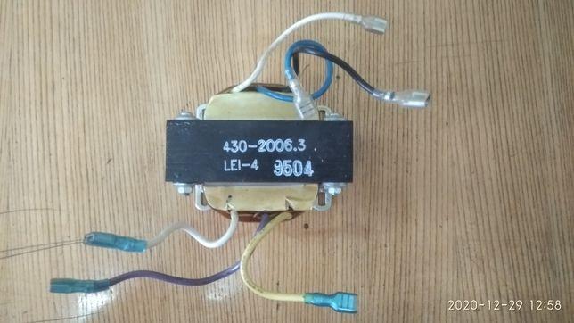 Трансформатор 220-12в 200-250вт