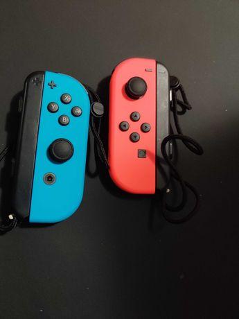 Comandos Nintendo Switch