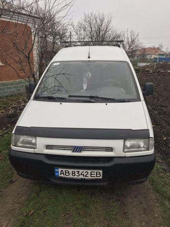 Fiat Scudo 1999 1.9 dizel