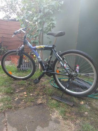 Rower Kross 26' amortyzator, 21 biegów
