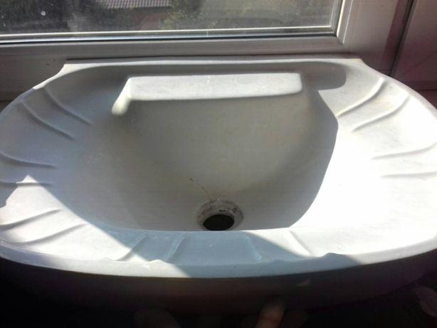 Раковина в ванну, Зеркало в подарунок!