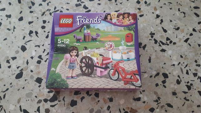 Lego Friends Wózek z lodami Olivii 41030
