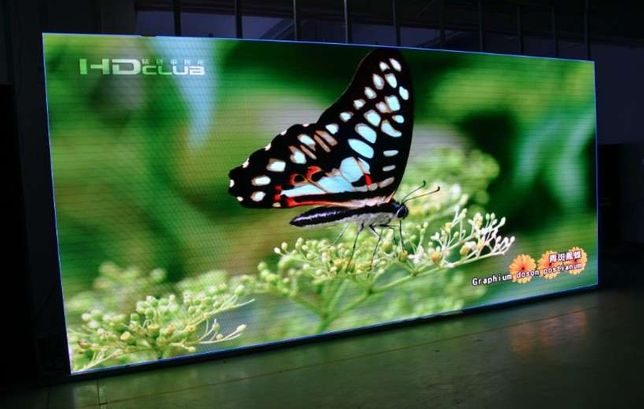 painel video led ph5 indoor 3x2m