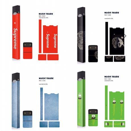 Стикер наклейка для juul девайс джул stikers защита жижа под никотин