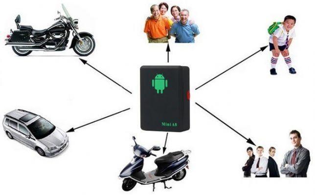 MINI A8 GPS, GSM ТРЕКЕР сигнализация в реальном времени, прослушка
