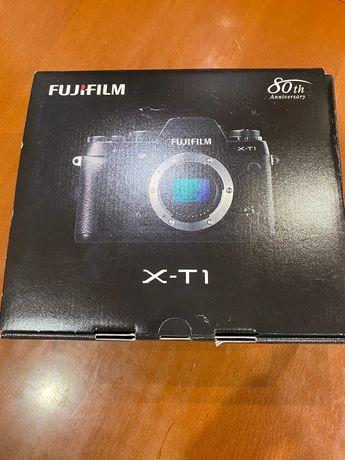 Фотоаппарат fujifilm X-T1 (hand grip MHG-XT)