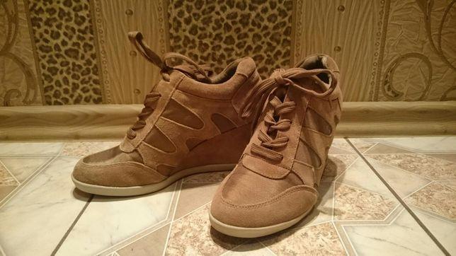 Sneakersy 5th Avenue Deichmann Buty, botki