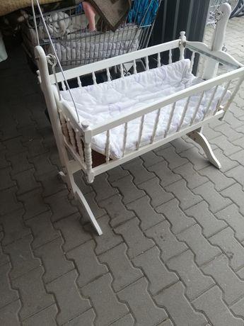 Kołyska dziecięca łóżeczko bujane