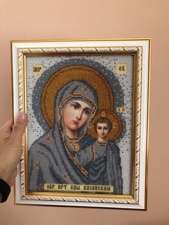 Казанська Божа Матір ікона
