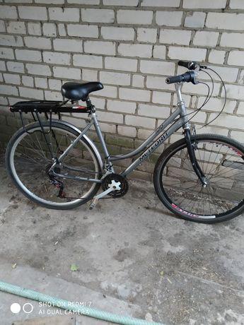 Велосипед, Германия,альминевый