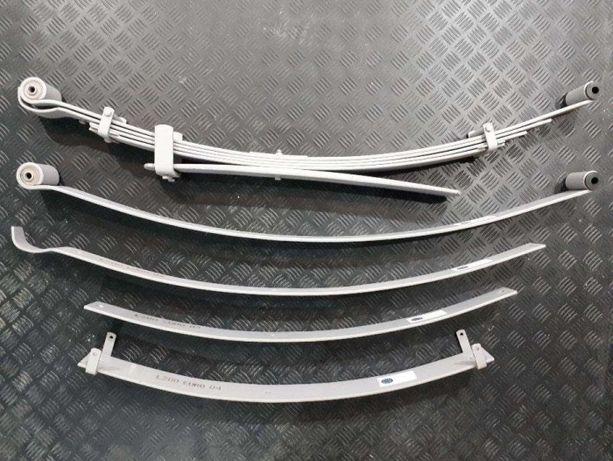Коренной лист рессоры  на Mitsubishi L200 Митсубиси Л200 листы рессор