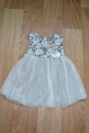 Платье  рост 86 см