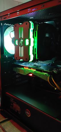 Pc Gamer i5 9ª G. Powered By Rep. Of Gamers 32GB DDR4 NVME 512 etc...