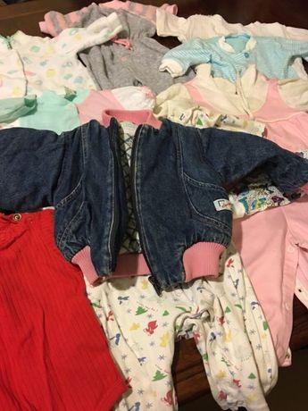 Ubranka dla niemowlaka jak nowe